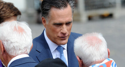 Mitt Romney, in Colorado, looks to energize flagging campaign