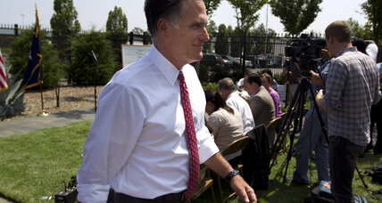 Romney says he's paid at least 13% of income in taxes over last decade