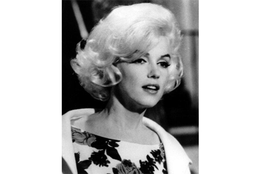 Citaten Marilyn Monroe Recipe : Marilyn monroe anything but a dumb blonde csmonitor
