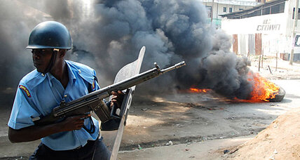 Mombasa riots stretch into second day as extremist group tries to rally Muslims