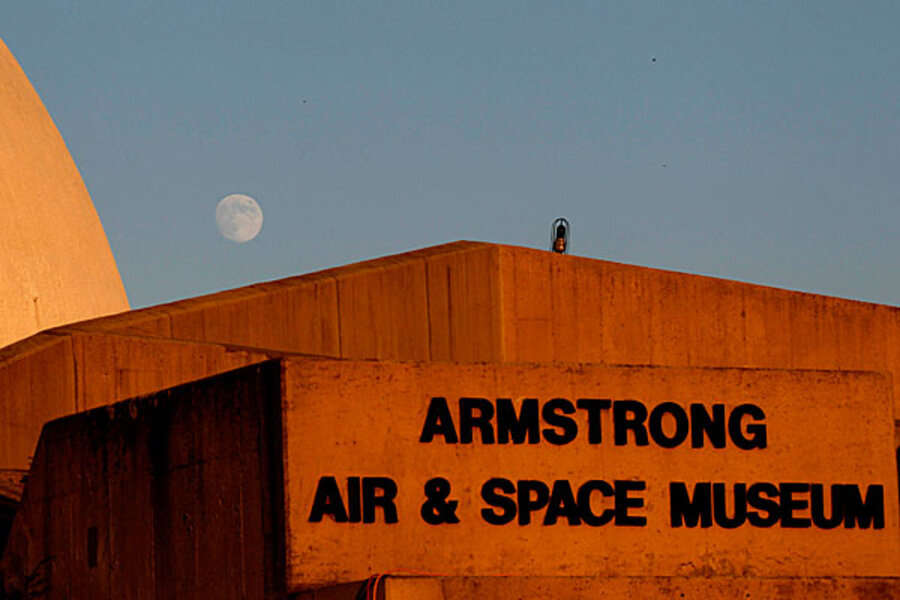 was neil armstrong a christian - photo #35