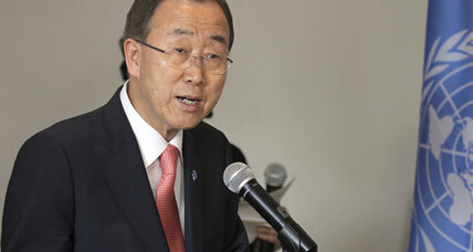 UN chief plans to attend summit in Iran, drawing both support and fire