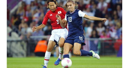 Olympic medalist Alex Morgan to write young adult series