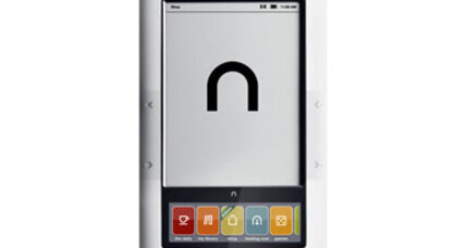 Barnes & Noble will begin selling its Nook e-reader in the UK this fall