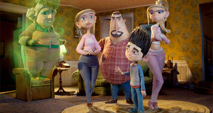 'ParaNorman' has flawless stop-motion animation