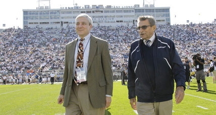 New biography offers an inside look at Joe Paterno and family after his firing