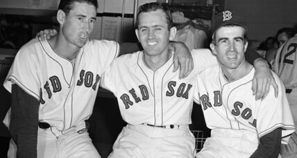 Remembering Johnny Pesky: the little big man of the Boston Red Sox