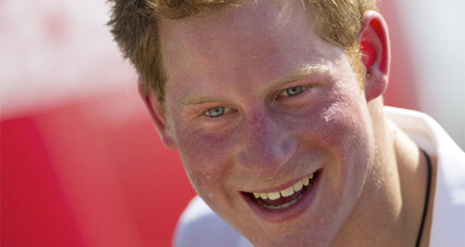 Prince Harry nude photos: A reminder we're all in the public eye