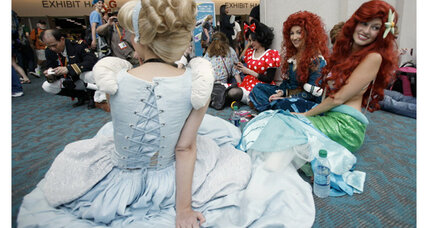 Little Mermaid surgery; Do Disney Princesses need to be sexier?