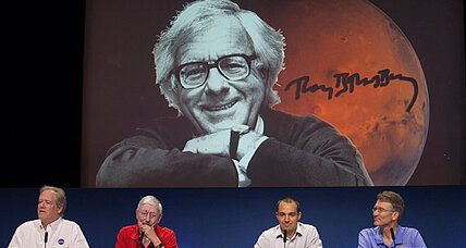 Ray Bradbury: Why NASA named Curiosity landing site after SciFi writer