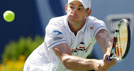 Andy Roddick makes US Open his swan song