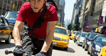 Premium Rush: A two-wheeled action flick gets 3 stars