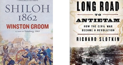 'Shiloh 1862' and 'The Long Road to Antietam'