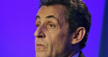 Sarkozy ignites furor with push for foreign intervention in Syria