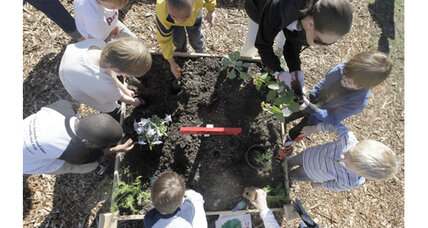 School gardens: Kids learn a locavore lifestyle