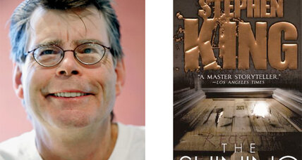 Stephen King: 'Shining' sequel is scheduled for a 2013 release