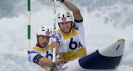 London 2012 slalom canoe: Can you 'Google' your way to the finish line? (+video)