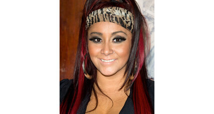 Snooki welcomes baby Lorenzo