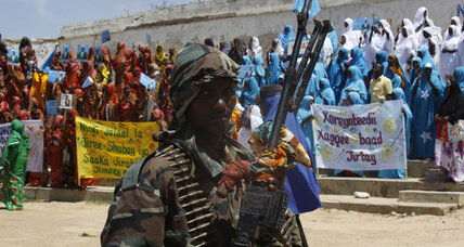 In Somali capital, a year without Islamist militia