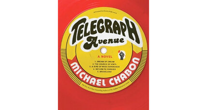 Pop-up record store will promote Michael Chabon's new novel