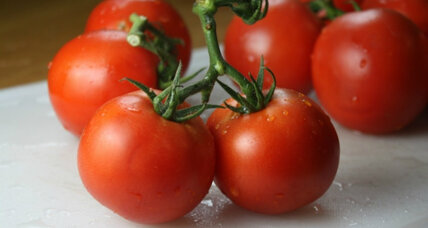 How to peel and seed tomatoes