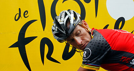 How France views Lance Armstrong fall from grace