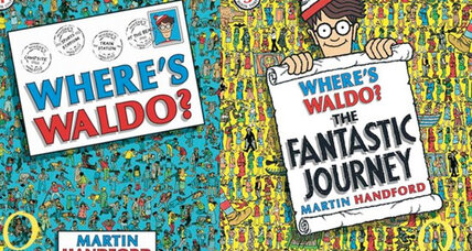 Asking 'Where's Waldo' helps increase local bookstore business