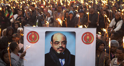 In Ethiopia, a nation comes to bury Meles – and to praise him