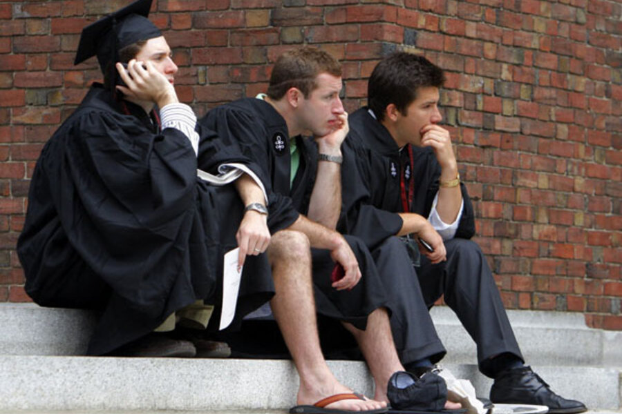 the fear of starting college