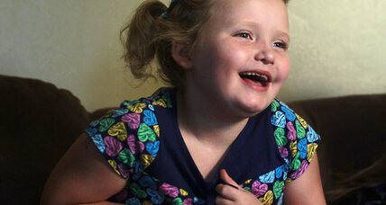 Honey Boo Boo: Creating a redneck stereotype target?