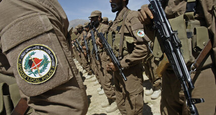 US suspends training of Afghan police forces amid uptick in insider attacks