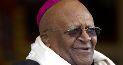 Desmond Tutu: Bush and Blair should 'Answer for their actions'