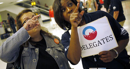 Hey, Clintons, why such bad Democratic convention seats for Arkansas? (+video)