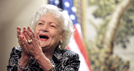 Betty White: Would she improve the Democratic convention? (+video)