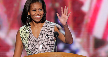 Michelle Obama: from lightning rod to mom-in-chief