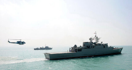 Iran's navy to place warships off US coast 'in the next few years'