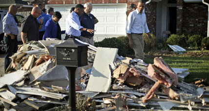 13,000 La. homes damaged by Isaac: Officials