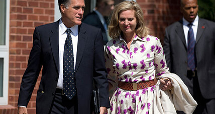 Is Mitt Romney really gaining ground among women?