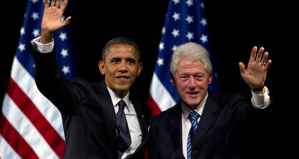 From foe to ally: Why Bill Clinton is coming to Obama's rescue (+video)
