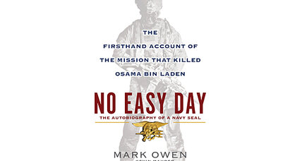 'No Easy Day': Pentagon has 'very serious concerns' about secrets in book (+video)