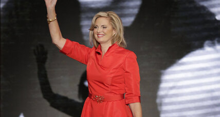 Standing for their men: Did Ann Romney or Michelle Obama win over moms? (+video)