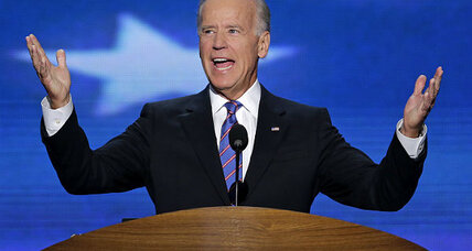 Biden praises Obama's 'courage to make the tough decisions'