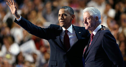 Bill Clinton speech: Did it clear way for Obama, or create a hurdle? (+video)