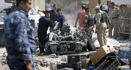 Widespread insurgent attacks kill at least 44 in Iraq