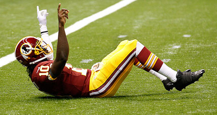 NFL rookie QB roundup: Is Robert Griffin III now head of the class?