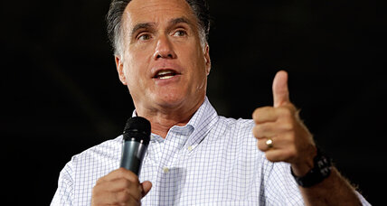 Did Mitt Romney misrepresent his health-care proposals on 'Meet the Press'? (+video)
