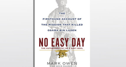 Did 'No Easy Day' author compromise US security on '60 Minutes'?
