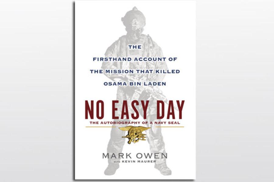 Matt Bissonnette settles 'No Easy Day' case for $6 6M - CSMonitor com