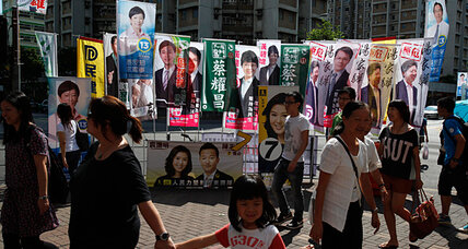 Hong Kong sees surge of democratic fervor after 'patriotic education' showdown