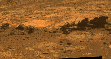 Do Martian clay deposits prove existence of liquid water? No.